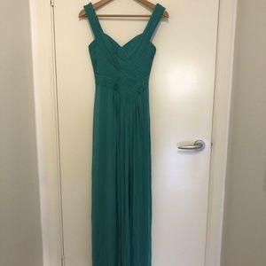 """BCBG Maxazria """"Thora"""" Gown Size 0 BNWT"""